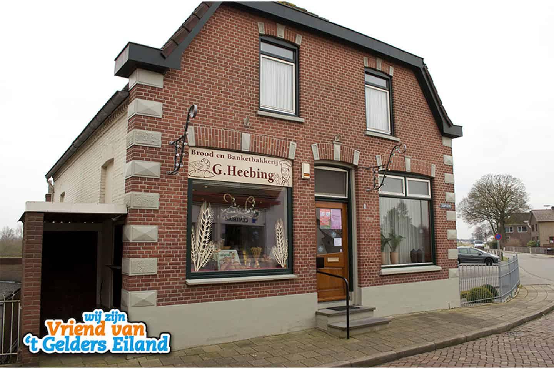 bakkerij Heebing