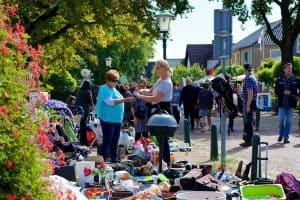 Activiteiten - Kofferbak verkoop
