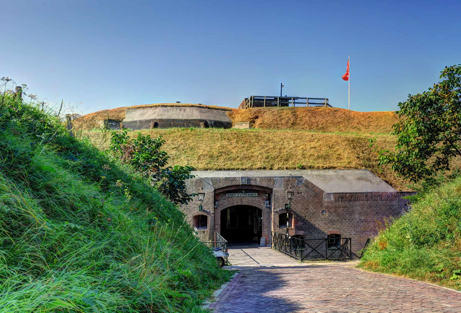 Fort Pannerden Doornenburg