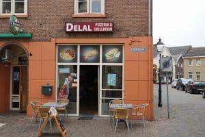 Pizzeria en grillroom Delal