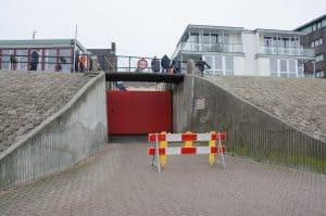 Coupure gesloten Tolkamer
