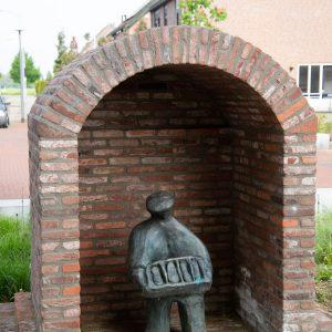 Monument Steenovenwerker Spijk