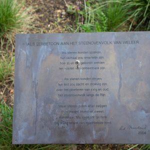 Monument Steenovenvolk Spijk