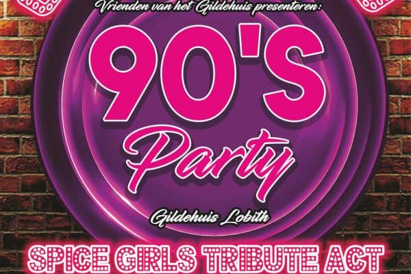 90s party lobith