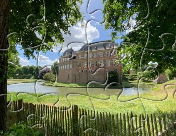 Puzzel Huis Bergh